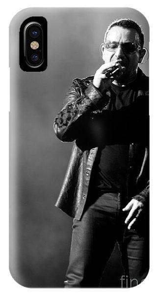 U2 By Jenny Potter IPhone Case