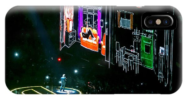 U2 Innocence And Experience Tour 2015 Opening At San Jose. 5 IPhone Case