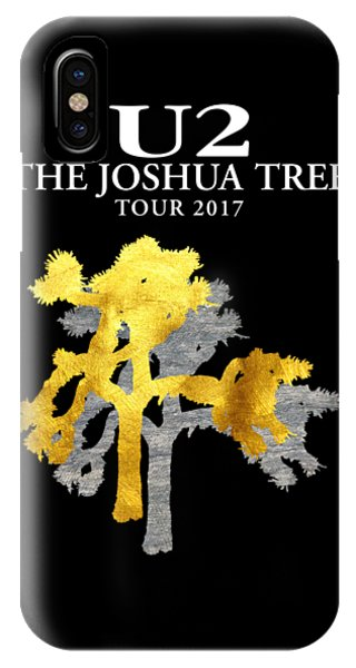U2 Joshua Tree IPhone Case