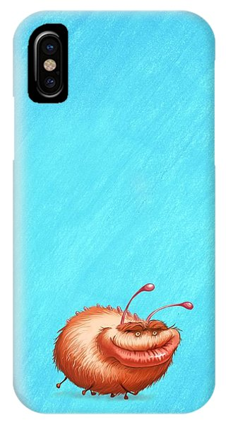 Ugly Bug IPhone Case