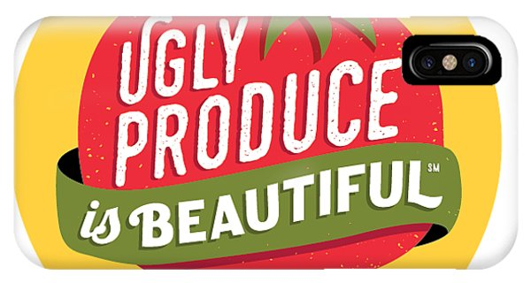 Ugly Produce Is Beautiful IPhone Case
