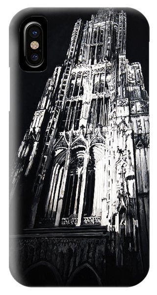 Ulmer Muenster 2 IPhone Case