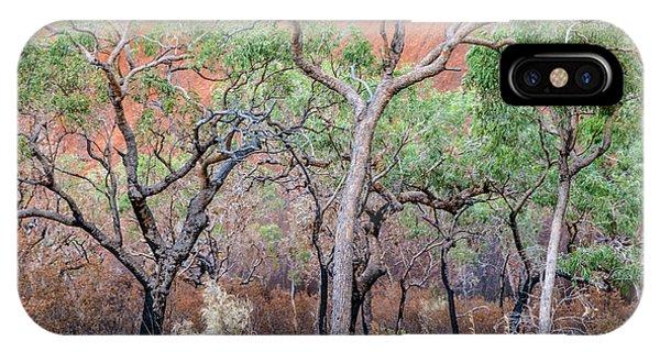 Uluru 05 IPhone Case