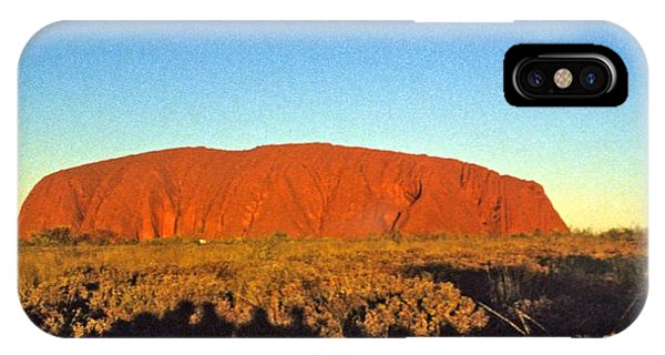 Uluru IPhone Case