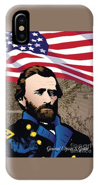Ulysses S. Grant At Appomattox IPhone Case