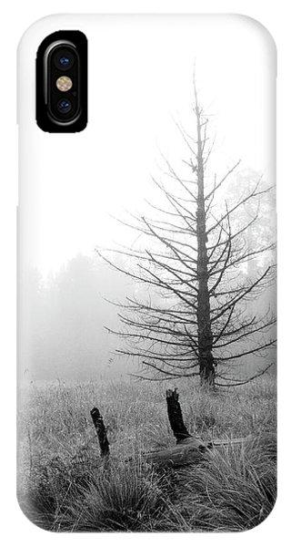 Unadorned IPhone Case
