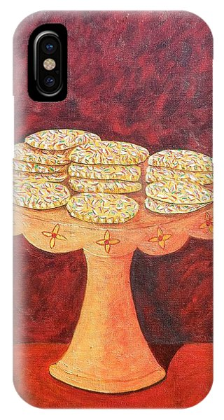Unas Galletas Mexicanas IPhone Case