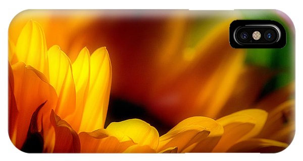 She Was An Unassuming Beauty IPhone Case