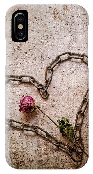 Unchain My Heart IPhone Case