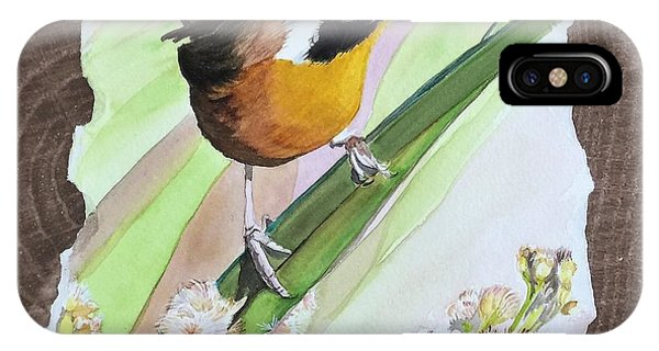 Uncommon Yellowthroat IPhone Case