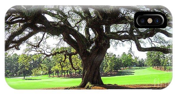 Under An Augusta Oak IPhone Case