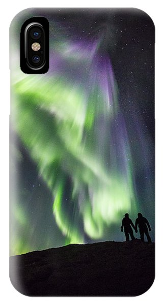 Under The Lights IPhone Case