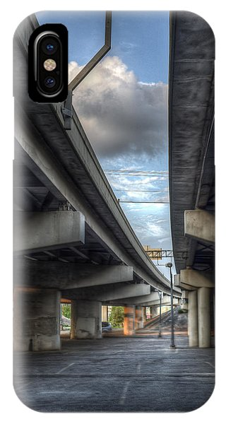 Under The Overpass II IPhone Case