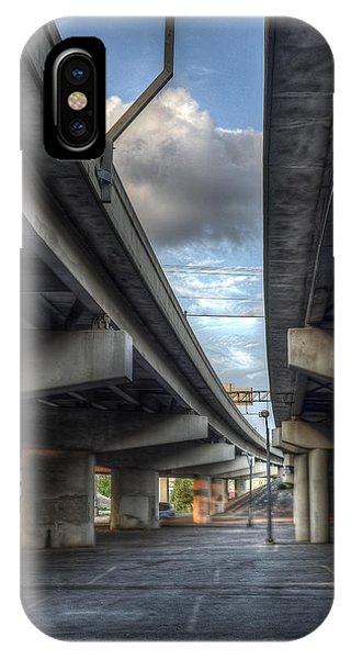 Under The Overpass II IPhone Case