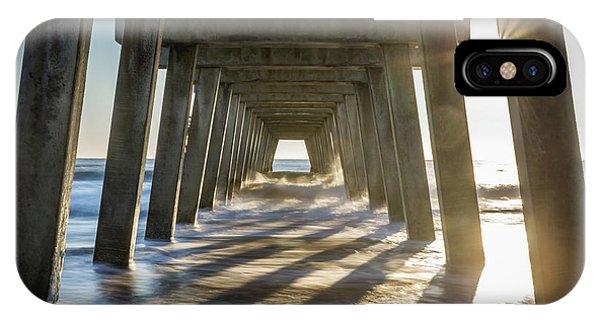 Under The Pier #2 IPhone Case