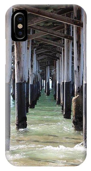 Under The Pier IPhone Case