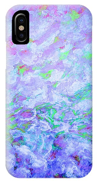 Sea Clouds IPhone Case