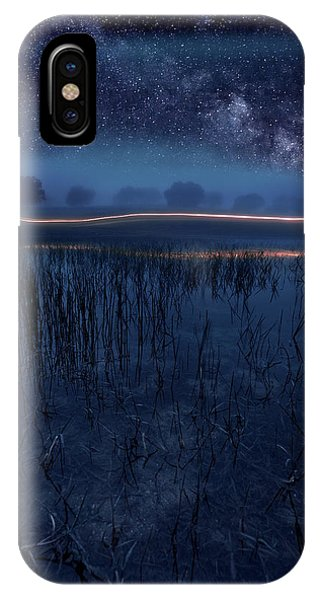 Under The Shadows IPhone Case