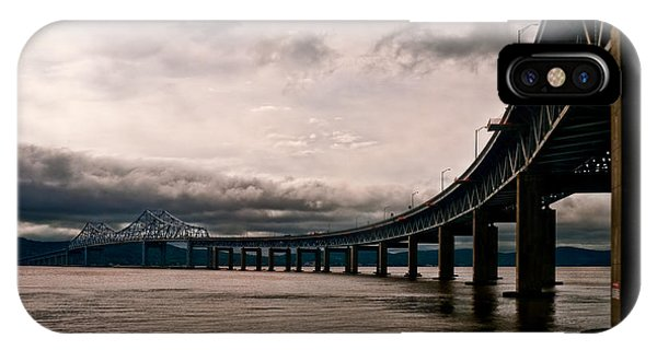 Under The Tappan Zee IPhone Case