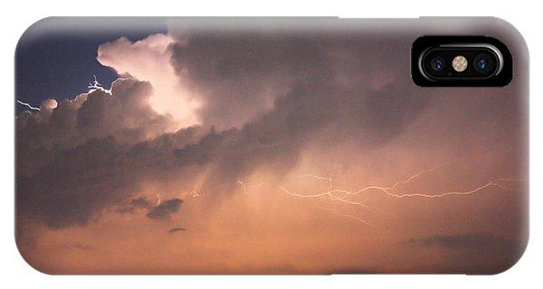 Under The Tempest IPhone Case