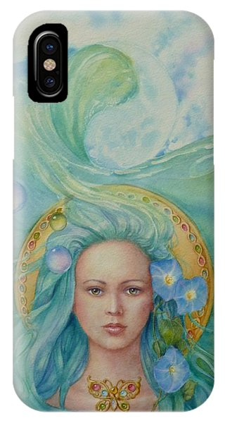 Under The Waves IPhone Case