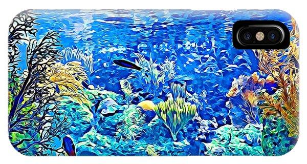 Under Water IPhone Case