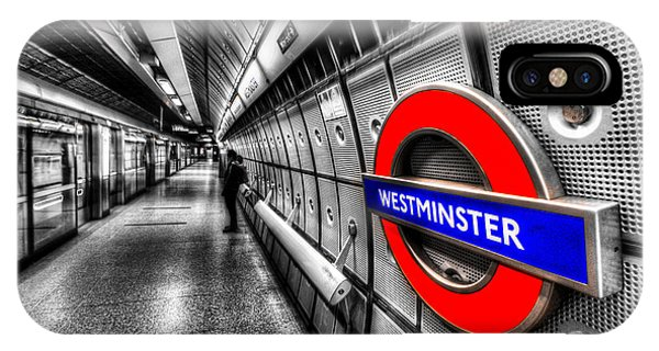 Underground London IPhone Case