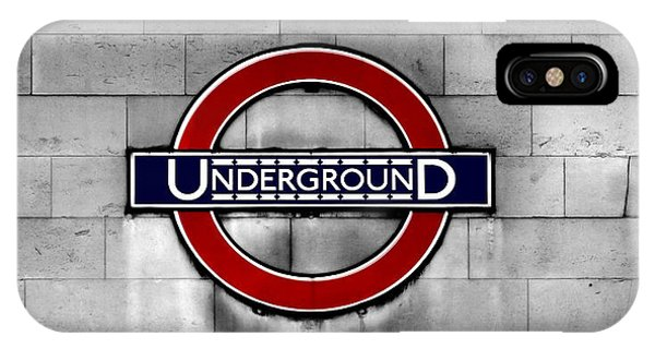 Underground IPhone Case