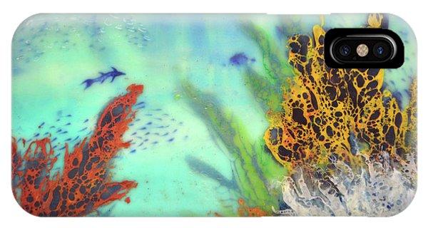 Underwater #2 IPhone Case