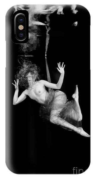 Underwater Beauty 002 IPhone Case