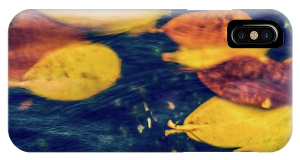 IPhone Case featuring the photograph Underwater Colors by Gene Garnace