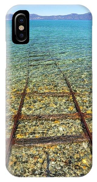 Underwater Railroad IPhone Case