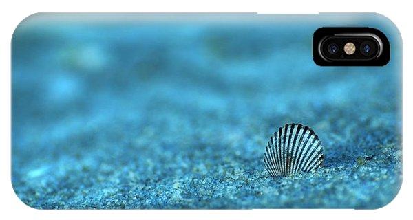 Underwater Seashell - Jersey Shore IPhone Case