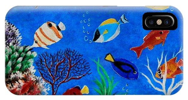 Underwater World IPhone Case