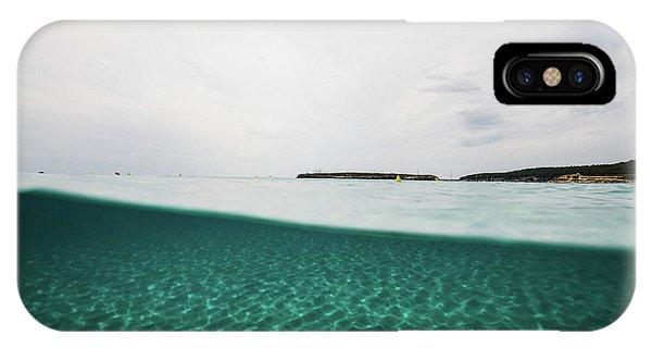 Underwaterline IPhone Case
