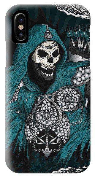 Underworld Archer Of Death IPhone Case