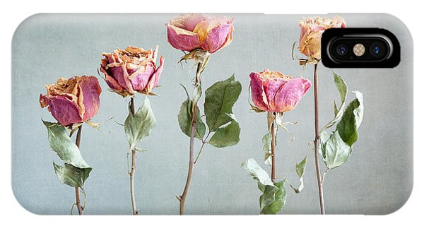 Undying Beauty IPhone Case
