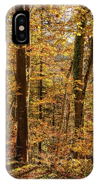 IPhone Case featuring the photograph Unfallen by Geoff Smith