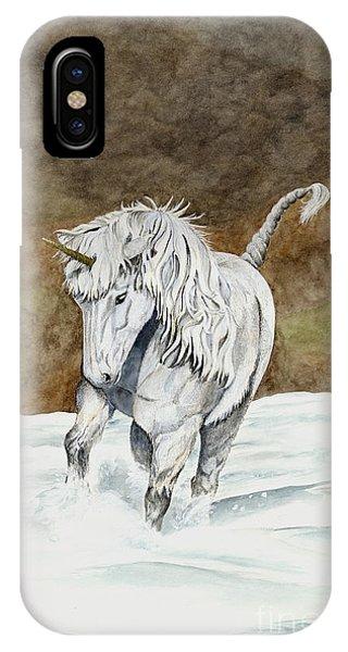 Unicorn Icelandic IPhone Case