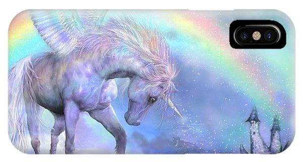 Unicorn Of The Rainbow IPhone Case