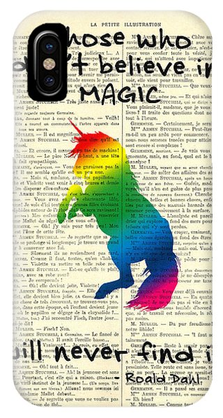 Unicorn iPhone Case - Unicorn Rainbow - Magical Quote by Madame Memento
