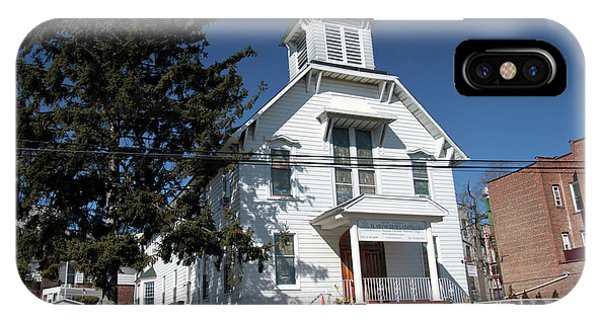 Union Evangelical Church Of Corona IPhone Case