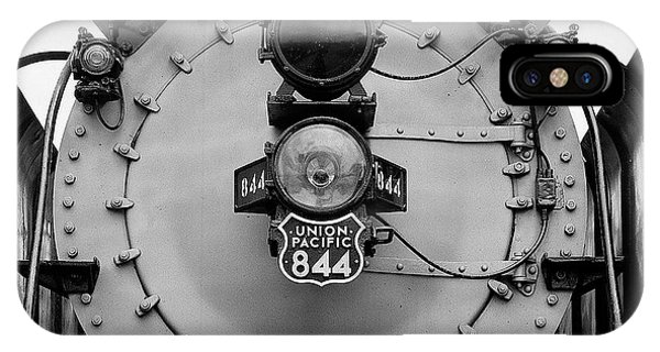 Union Pacific 844 IPhone Case