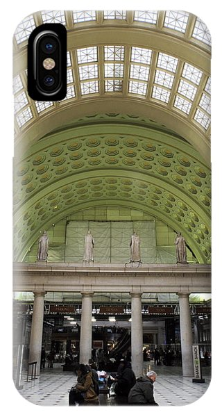 Union Station IPhone Case