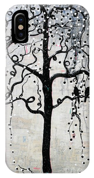 IPhone Case featuring the mixed media Unity by Natalie Briney