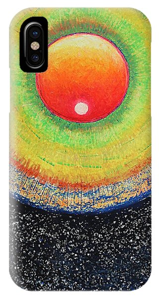 Universal Eye In Red IPhone Case