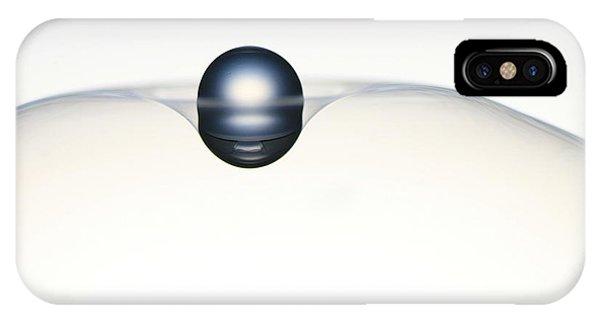 Universe Balance 1. Minimalism IPhone Case