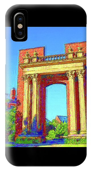 University Of Illinois  IPhone Case