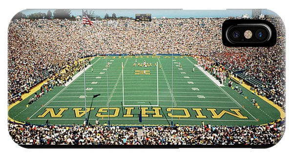 University Of Michigan Stadium, Ann IPhone Case