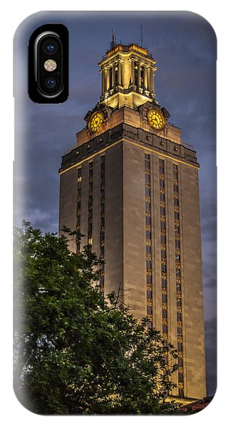 University Of Texas Tower IPhone Case